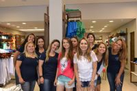 23/11 Inaugura��o Hering Store S�o Roque
