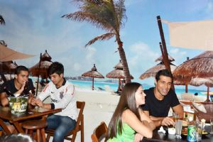 Cancun Bar domingo, 22/12, Banda D�rt