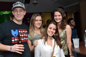 V8 PIZZA BAR, s�bado 15 de fevereiro, BANDA ROCK EXPRESS