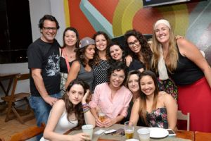V8 Pizza Bar sexta 24/10 Forr� P�-De-Serra Reggae Roots e DJ