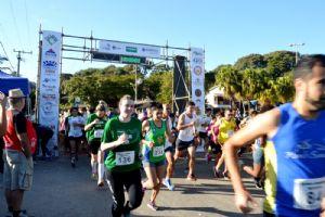 Corrida e Caminhada Run For Fun 13/05, MK. Largada e Chegada