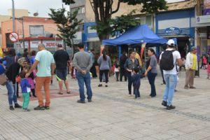 ACIA promoveu Evento Vem Para a Praça, sábado 29 de abril