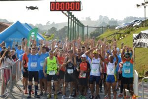 Trail Run:Vila Don Patto em prol AMAIS, domingo 15/9 PARTE 1
