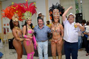ACIA: Feijoada com Samba, Dia do Comerciante,16/07- PARTE 2