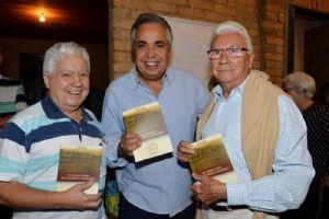 Brasil Poeira: Coquetel de lançamento do Livro, sexta, 22/09