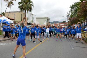 Arkimedes Centro Médico Novembro Azul 1ª Caminhada dia 26/11