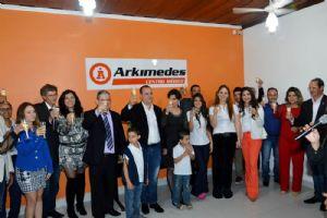 Centro Médico Arkimedes Coquetel inauguração, quarta 28/06