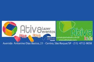 Ativa Lazer, Eventos e Aventura e Ativa Kids