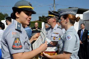 PM 2ªCia: solenidade 9 de julho,5º Encontro Veteranos.Parte2