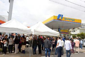 Inauguração Oficial do trecho da Marginal, sábado, 04/08/18